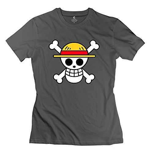 Straw Hat Pirates Onepiece Womens O-Neck Tshirts