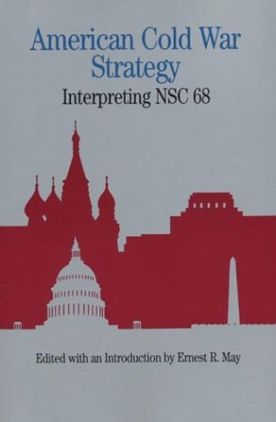 Image for American Cold War Strategy: Interpreting NSC 68