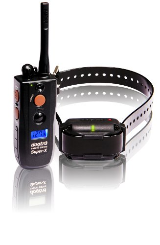 Dogtra Super X 1 Dog Training Collar