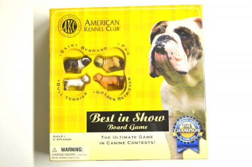 American Kennel Club Best in Show Board Game - 1