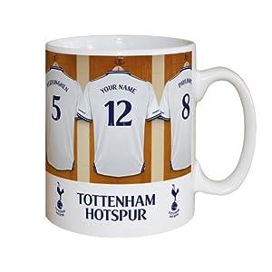 Tottenham Hotspur Personalised Mug