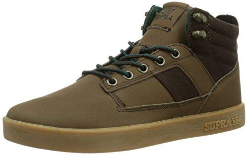Supra BANDIT, Sneaker donna, Marrone (Braun (CHOCOLATE/GREEN - GUM   BNG)), 42
