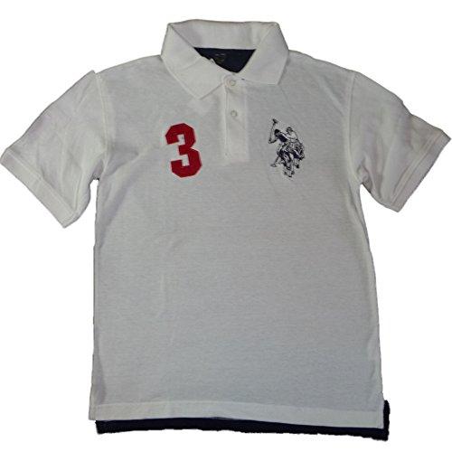 us-polo-assn-bambino-ragazzo-maglietta-polo-bianco-polo-reiter-logo-128