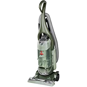 Superior Bissell 3990 Total Floors Velocity Bagless Upright Vacuum Cleaner