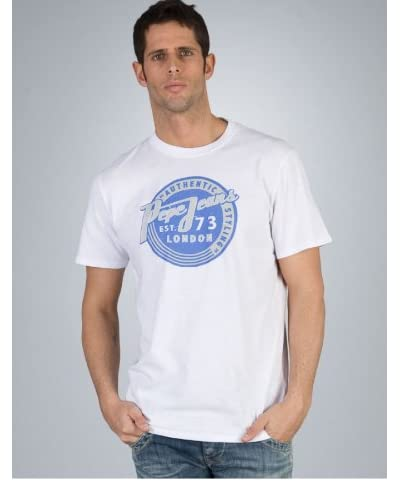 Pepe Jeans London Camiseta Fizzy Blanco