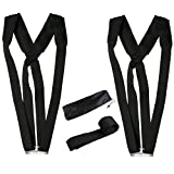 Mikimiqi 2-Person Lifting and Moving Straps with Foam Pad 118inch Lifting Aid Shoulder Harness Pad Moving Dolly for Appliance Furniture Large and Heavy Object Carry