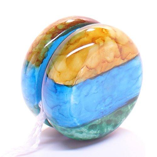 Earth Marble Sidekick Yoyo