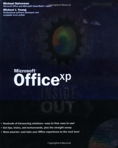 Microsoft Office XP Inside Out (Inside Out (Microsoft))