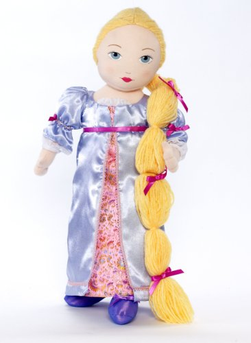 "Madame Alexander 18"" Rapunzel Cloth Doll - 1"