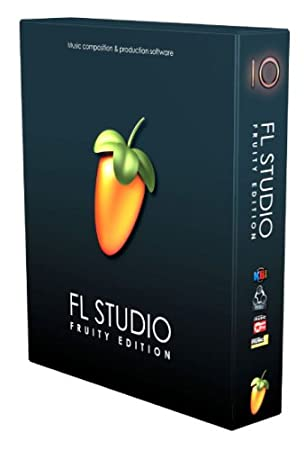 Image Line FL Studio Fruity Edition V10