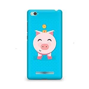 TAZindia Printed Hard Back Case Cover For Xiaomi Mi4i