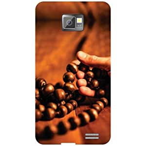 Printland Designer Back Cover for Samsung I9100 Galaxy S2 Case Cover