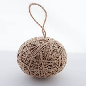 Holiday D Cor Burlap Christmas Tree Twine Jute