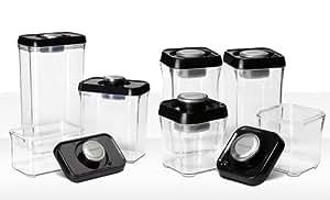 14-piece Cuisinart Fresh Edge Vacuum Seal Food Storage Set