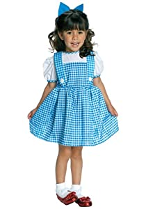 Dorothy Wizard of Oz Infant Costume