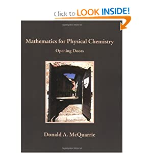 physical chemistry mcquarrie pdf download