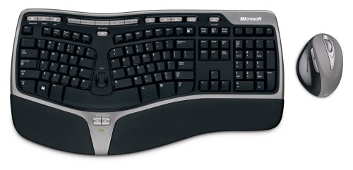 Microsoft Natural Wireless Ergo Desktop (WTA-00004) (Natural Keyboard 7000 compare prices)