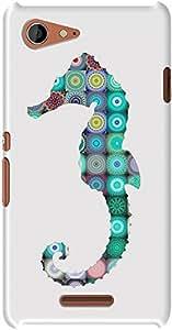 DailyObjects Seahorse Kaleidoscope Case For Sony Xperia E3