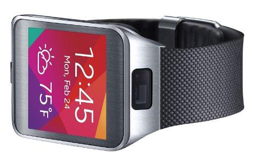 Samsung Gear 2 Smartwatch - Silver/Black