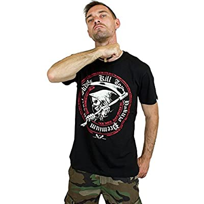 Yakuza Premium Herren T-Shirt Grim Reaper 1914
