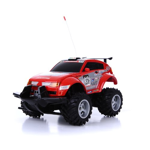 Charging Off-road Jeep / Toy Car / Remote Control Car Color Random