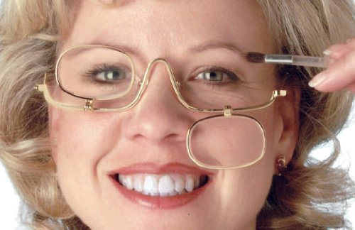 Easycomforts Magnifying Makeup Glasses front-216079