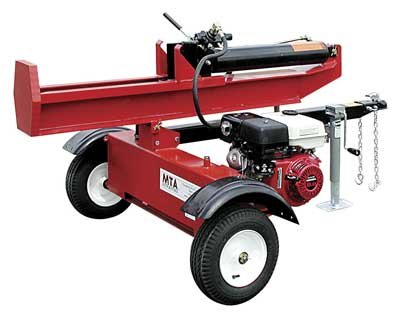Log Splitters Online Stores: Speeco Log Splitter GX240 Honda #LS25 8H