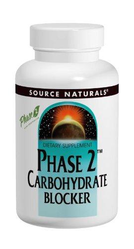 Source Naturals Phase 2 Glucides Blocker, 30