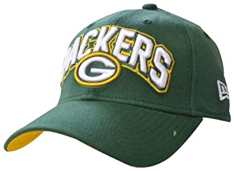 NFL Green Bay Packers Draft 3930 Cap by New Era