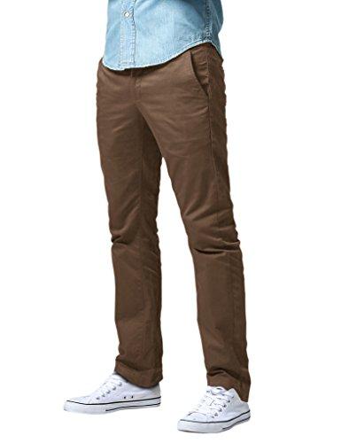 match-mens-regular-fit-straight-leg-dress-pants-38-8089-tan