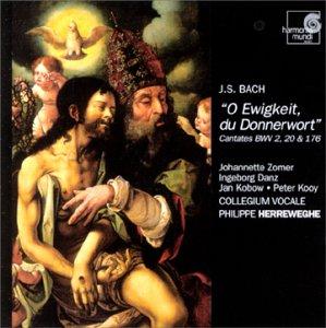 Bach - Cantates de la Trinité BWV 2, 20 & 176
