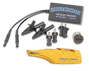 Zircon CF12 Pro Circuit Breaker Finder with Professional Accessories