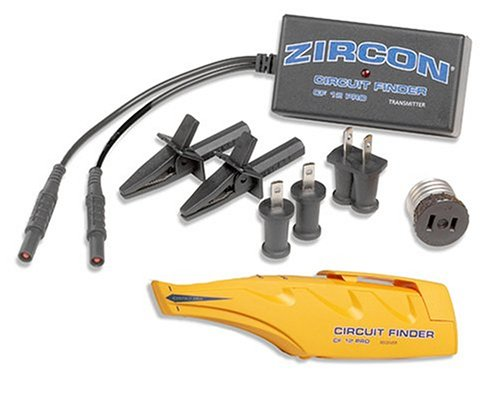 CF12 PRO - Circuit Finder Kit - Zircon - ZR-59353 - ISBN: B0001Q2VNM - ISBN-13: 0042186593532