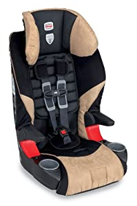 Britax Frontier 85 Combination Booster Car Seat, Canyon