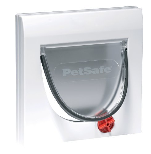 4-Way-Locking-Pet-Door-Cat-Flap