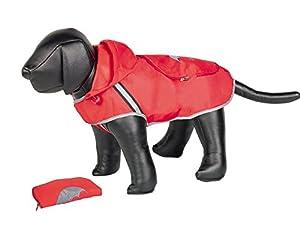 Nobby 68443 Regenmantel Rainy rot 36 cm Rückenlänge