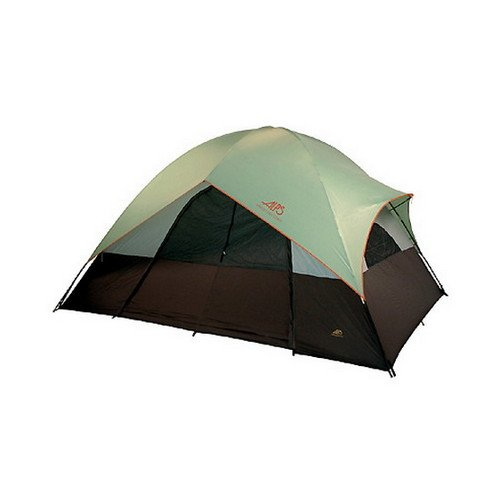 Alps 5741639 Tent Meramac 2 Room 10'x12' 6 Person w/Rain Fly