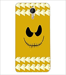 PrintDhaba Scary Smily D-3878 Back Case Cover for LETV LE 1 PRO ULTRA (Multi-Coloured)