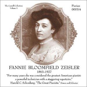 Fannie Bloomfield Zeisler Piano