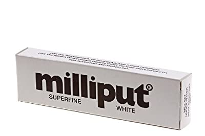 Milliput Epoxy Putty, Superfine White