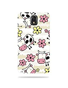 alDivo Premium Quality Printed Mobile Back Cover For Samsung Galaxy Note 3 / Samsung Galaxy Note 3 Printed Mobile Case / Back Cover (KT508)