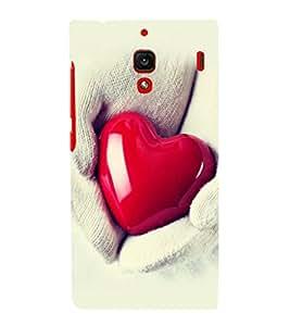 printtech Soft Heart Hands Back Case Cover for Xiaomi Redmi 1S::Xiaomi Redmi (1st Gen)