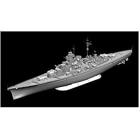 【クリックで詳細表示】Amazon.co.jp | 1/350 ドイツ海軍戦艦 ビスマルク | ホビー 通販