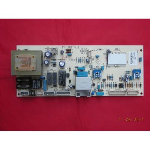 Ferroli domicompact f24 f30 b d pcb 39812370 mf08fa 1 for Ferroli f24d