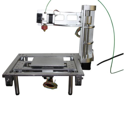 All-aluminum Open Style 3D Printer Bracket Mechanical Plattform with 0.4mm Nozzlefor 3D Printer