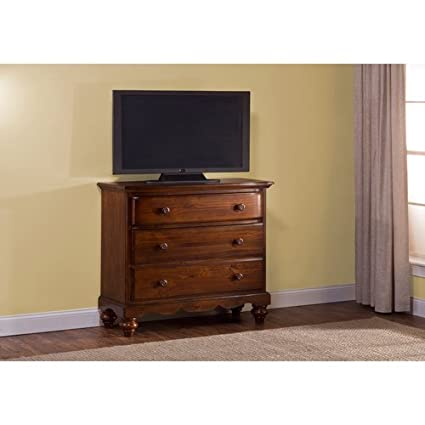Traditional TV Chest