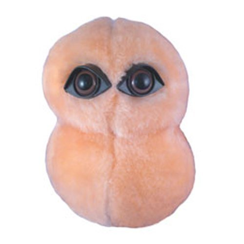 Giant Microbes - Pneumonia (Streptococcus pneumonia) Educational Plush Toy