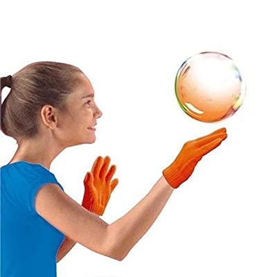 High Quality Magic Bouncing Juggling Bubble Complete Kit - Catch, Pass & Bounce - Unlimited Fun