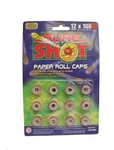 Paper Caps 100 Shot