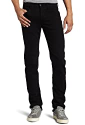 Joe's Jeans Men's Brixton Straight and Narrow Jean in Jet Black